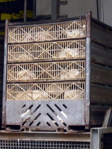 chicken crate