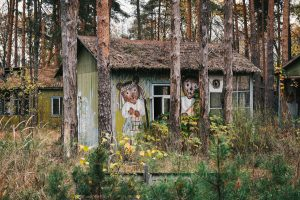 Abandoned Children's Camp, Chernobyl